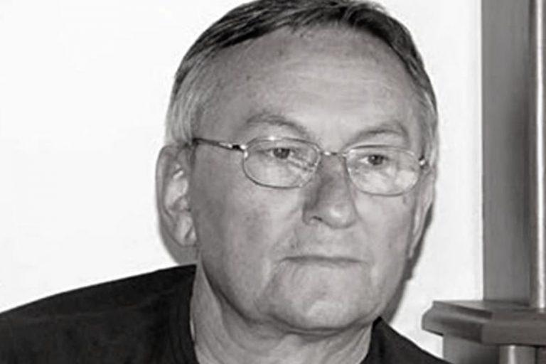 Odszedł Andrzej Żak