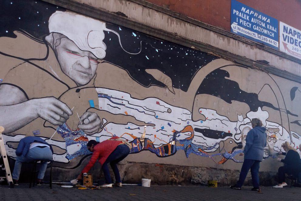 Stwórz z nami mural!
